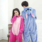 New Hot Kigurumi Pajamas Anime Cosplay Costume Unisex Adult Onepiece Dress