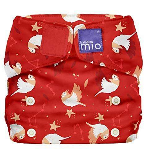 Starry Night Bambino Mio Miosolo All-in-One Reusable Nappy
