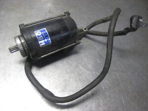 Honda vf750c magna 1982 1987 starter motor works ebay for How a starter motor works
