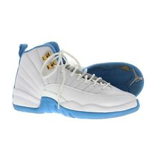 af055dcb02b650 item 1 NIKE AIR JORDAN 12 XII RETRO UNIVERSITY BLUE MELO Youth Size 7Y  510815-127 -NIKE AIR JORDAN 12 XII RETRO UNIVERSITY BLUE MELO Youth Size 7Y  510815- ...
