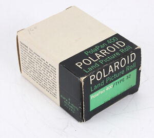 Polaroid PolaPan 35mm 36 Exposure Roll Sealed Unopened Package Sealed Expired