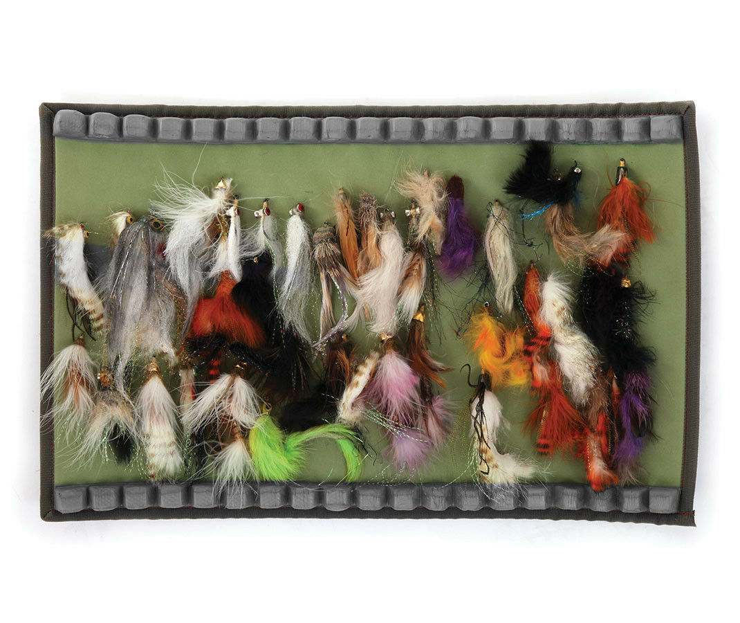 Fishpond Fly Fishing, Streamer Storage Sushi Roll (Choose Size)