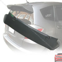 Stock In La Unpainted 09 12 For Honda Fit Us Jazz 2nd Rear Trunk Spoiler Wing