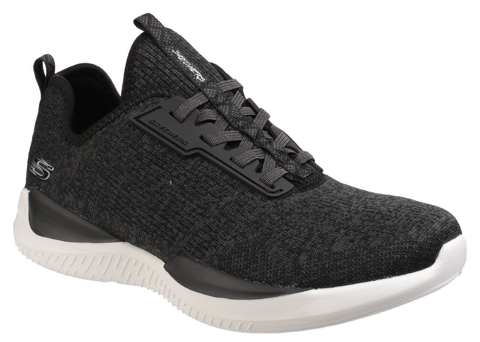 Skechers Matrixx Trainers Memory Foam Knit Sports Womens shoes Sneakers