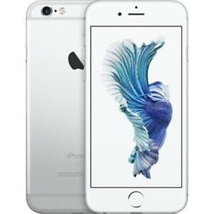 Apple iPhone 6 S 64 Go-argent-Smartphone-article NEUF INCL. TVA.