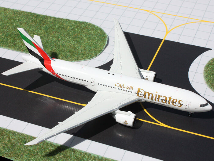 descuento de ventas en línea Gemini Jets 1090 Emirates Airlines Airlines Airlines Boeing 777-200lr 1 400 Diecast Escala Perfecto  Disfruta de un 50% de descuento.