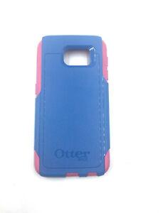 Otterbox-Commuter-Series-Funda-para-Samsung-Galaxy-S6-Azul-Hibisco-Rosa-NW
