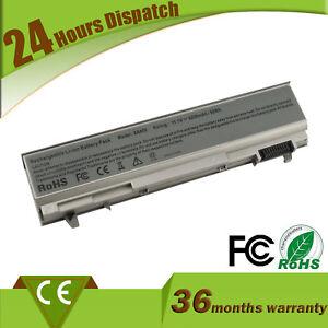 Battery-For-Dell-Latitude-E6400-E6410-XFR-ATG-Precision-M4400-M4500-M2400