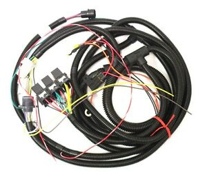 Details about Hiniker Snow Plow p/n 38813034 Plow Harness, 4 Function, on