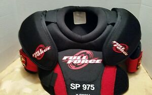 EASTON-Full-Force-SP975-y-small-hockey-attire-shoulder-pads