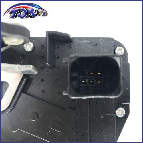 Door Lock Actuator Motor Rear Left Fits 06-11 Chevrolet Impala 931-332