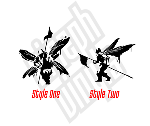 Details About Linkin Park Hybrid Theory Soldier Car Vinyl Sticker Decal Window Optional