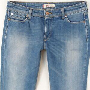 12 Levis Bootcut Jeans Damemænd Blå W32 Størrelse L34 Uk 572 qfwdz4