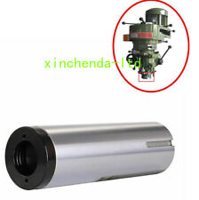 Milling Machine Parts Spindle Sleeve Thicken Chrome Barrel For Bridgeport Tools