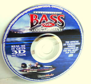 Professional-Bass-Tournament-WalMart-FLW-Tour-PC-Used-No-Case