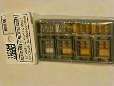 "Tichy Train Group #8089 HO Windows pkg(12) -- 52 x 42"" (Fits .65 x .53"")"