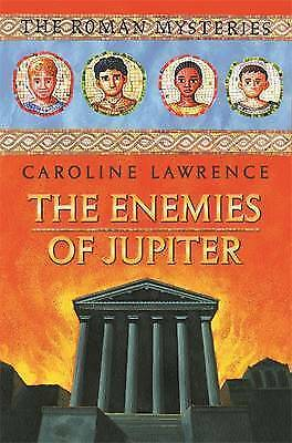1 of 1 - Lawrence, Caroline, The Roman Mysteries: The Enemies of Jupiter: Book 7, Very Go
