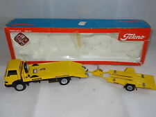 tekno FORD D800 RECOVERY TRUCK AND TRAILER ANWB DUTCH PROMO