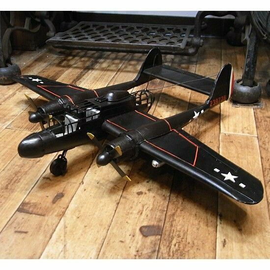 Tin toy airplane fighter  [1-449