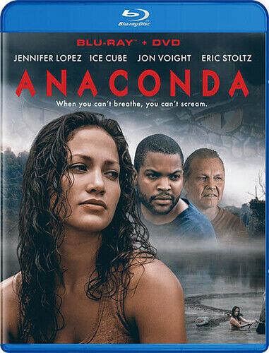 Anaconda Blu-ray, 1997  - $5.60