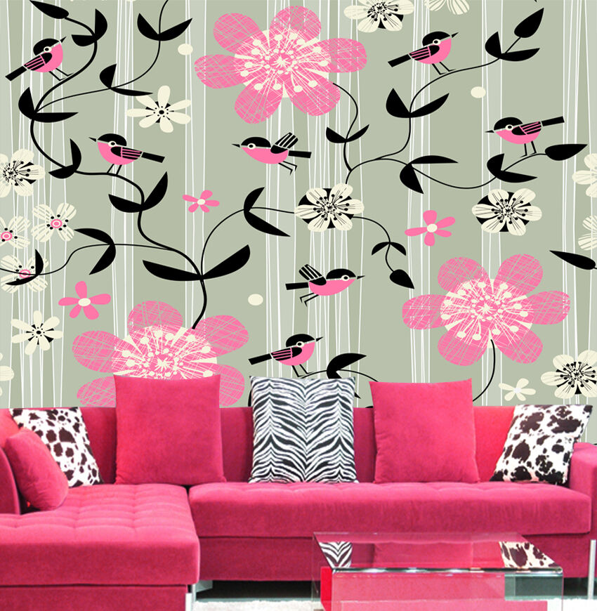 3D Leaves ROT flower1C Wall Paper Murals Wall Print Print Print Decal Wall Deco AJ WALLPAPER d76b08