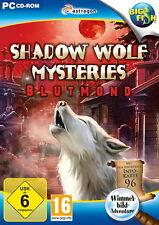 SHADOW WOLF MYSTERIES * BLUTMOND * WIMMELBILD-SPIEL  PC CD-ROM