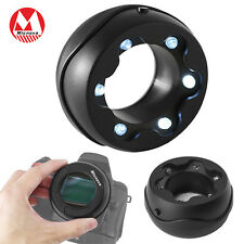 Micnova Sensor Loupe Magnifier Dust Cleaning For Cameras llluminated LED Lights