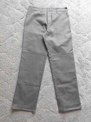 Arbeitskleidung Hose Gr. 46 * Grau / Arbeitsschutzhose / Sicherheitshose Verpackung Der Nominierten Marke