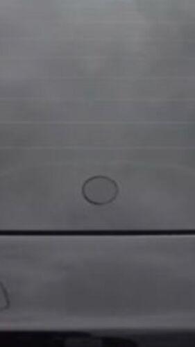 L/'occhiello DE Tergicristallo Vetro//TAPPO PEUGEOT 106 306 GTI Quiksilver
