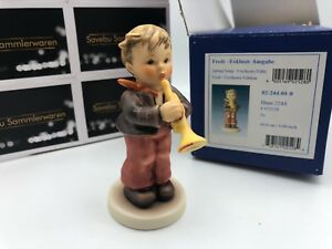 Hummel-Figurine-2244-Fredi-3-7-8in-1-Choice-With-Top-Condition