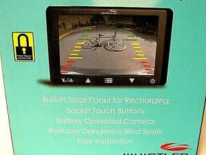 Monitor-ONLY-for-Whistler-WBU-900W-Wireless-Backup-Camera-4-3-IN-screen
