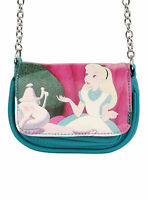 Disney Alice In Wonderland Crossbody Bag Small Purse