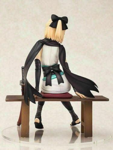Anime Fate//Grand Order Okita Souji Resting Swordsman Ver PVC Figure In Box
