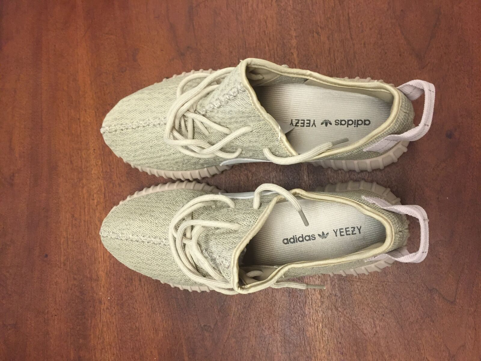 Mens Yeezy Oxford Tan, Adidas , 11.5