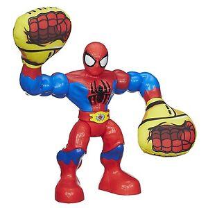 Playskool-Marvel-Avengers-Super-Hero-Spiderman-Ages-3-Hasbro-Boys-Spider-Man