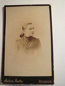 Kulmbach-Maedchen-junge-Frau-im-Kleid-Portrait-CDV