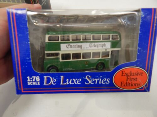 EFE 176 scale diecast EVENING AND TELEGRAPH MCW ORION Bus