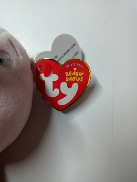 Ty Beanie Babies 41234 Gunter The Pig Sing for sale online