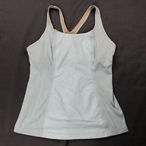 Lululemon-Light-Blue-Tank-Top-Womens-Built-In-Bra-Sleeveless-Top