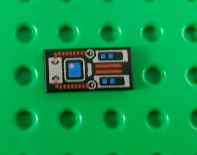 Lot de 2 LEGO 3069 1x2 Flat tile 306924