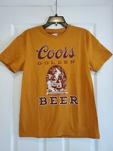 Vintage Coors Beer Graphic Rocky Mountain T-Shirt