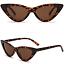 OCCHIALI-DA-SOLE-Vintage-Retro-GATTO-Cat-Eyewear-DONNA-SPECCHIO-Modello-2019 miniatura 14