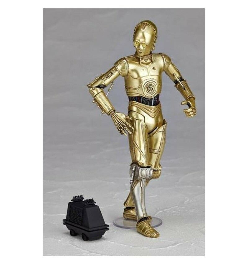 Kaiyodo Revoltech Star Wars Figürchen C-3PO 003