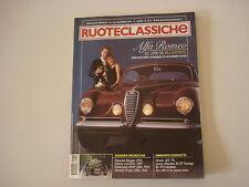 RUOTECLASSICHE 12/2001 ASA 1000 GT/LANCIA FLAMINIA 3C/CITROEN DS 19/IFA F9/MOTOM