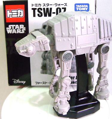 TAKARA TOMY TOMICA STAR WARS First Order AT-AT TSW-07 DieCast