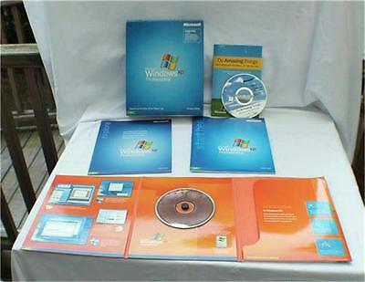 NEW Sealed Gateway Microsoft Windows XP Professional Ver 1.4 2002