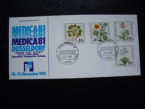 Germany-Rfa-Card-20-11-1981-cy92-Germany