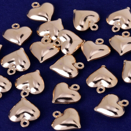 11*13mm heart tag charms metal charm Pendant Jewelry MakingFindings 20pcs 102041