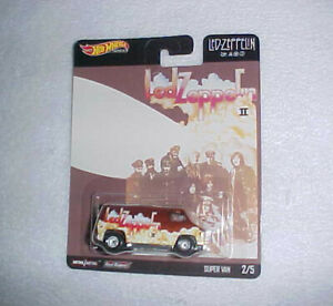 HW-LED-ZEPPELIN-034-SUPER-VAN-034-w-REAL-RIDERS-VHTF-PREMIUM-HOT-WHEELS-DIE-CAST