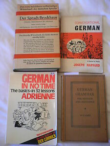 German Language Books German In No Time 4 Books SEE DETAILS - Sidmouth, United Kingdom - German Language Books German In No Time 4 Books SEE DETAILS - Sidmouth, United Kingdom
